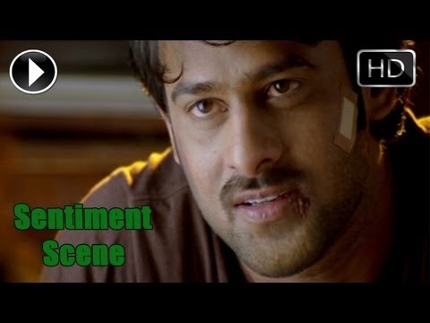 Ek Niranjan Movie | Sentiment Dialouges Between Tanikella Bharani And Prabhas