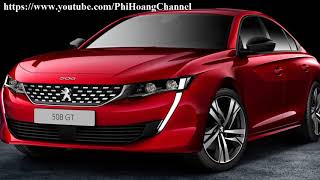 2019 Peugeot 508 Review- Auto Review - Car Review - Phi Hoang Channel