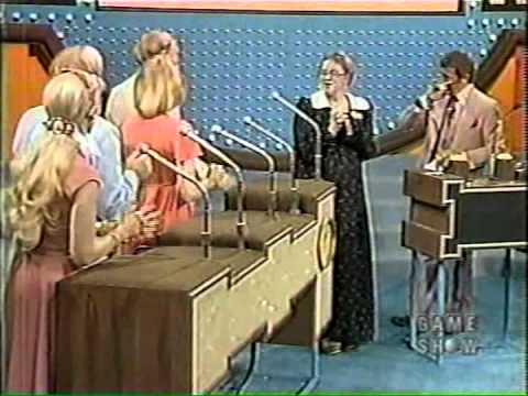 Family Feud Syndication September 1977 Episode 2 Richard Dawson