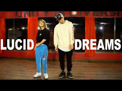 Juice WRLD - Lucid Dreams | Matt Steffanina & Bailey Sok Choreography