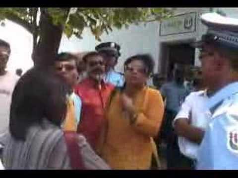 Maldives Police - Kon Qaanooneh