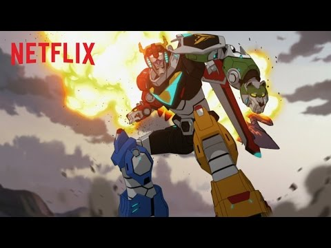 Voltron  From Anime to Netflix  Expo Dallas 2017  History of Voltron  Netflix Voltron