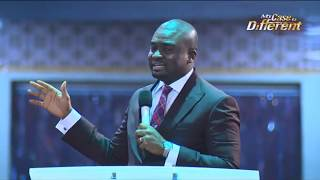 Ps. David Oyedepo Jr @ Covenant Day of Open Doors, September 3, 2017 [2nd  Service]
