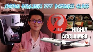 Japan Airlines' 777-200 Business Class: Could've Been Better... thumbnail