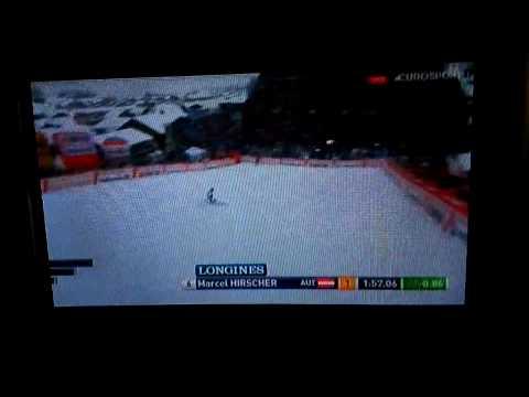 Adelboden 2017 Slalom - Marcel Hirscher
