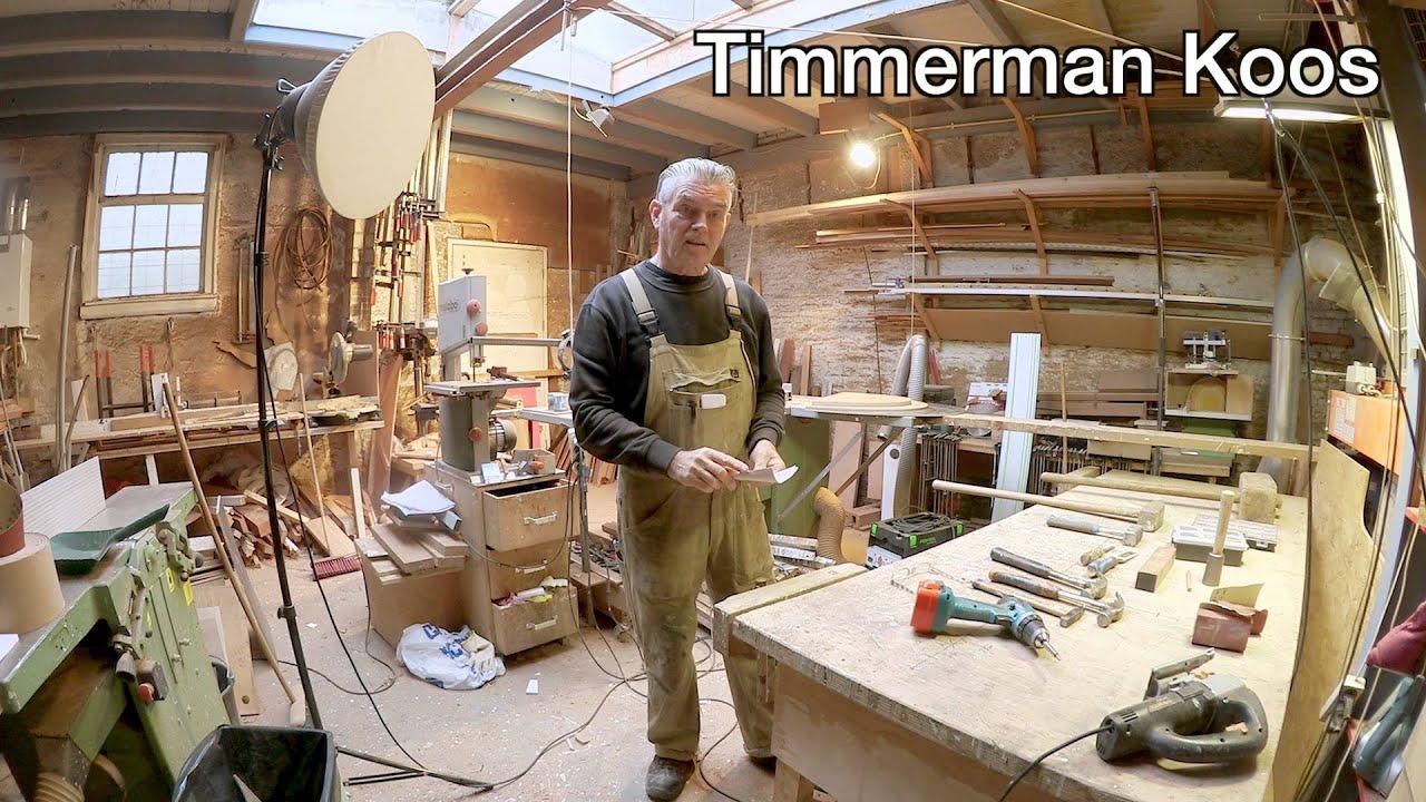 Timmertip 530 Basis 3 De werkplaats,de inrichting - YouTube