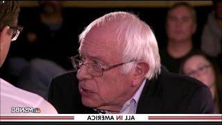 Trump Voter Scolds Bernie Sanders, Calls Free College