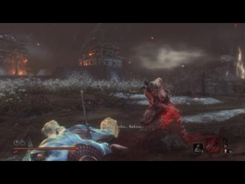 Sekiro™: Isshin, Maestro Espadachín