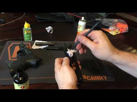 Beretta px4 Storm compact quick cleaning