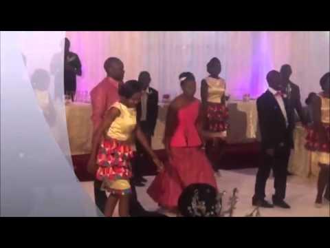 Burgher Choreography - Bridal Team entrance medley