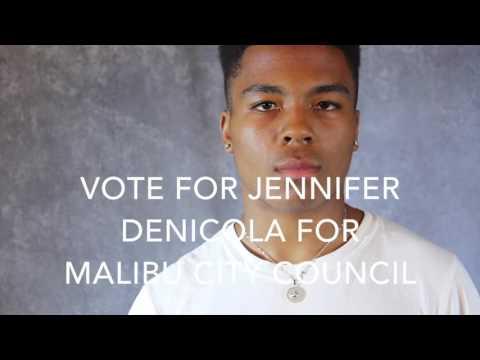 Kids Voices Count, Vote Jennifer deNicola for Malibu City Council