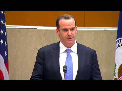 Global Coalition To Defeat ISIS: Remarks at Small Group Session
