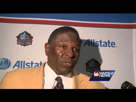 Local NFL legend honored at high school alma mater