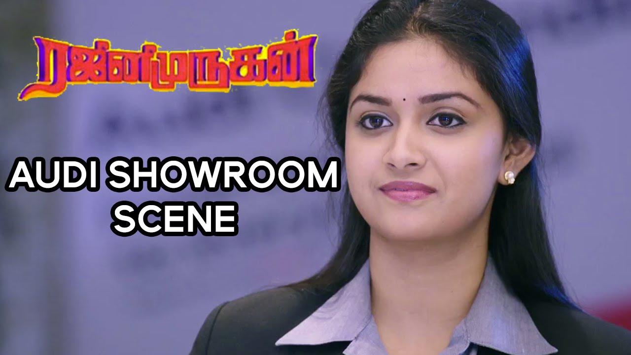 Download Rajini Murugan - Audi Showroom Scene | Sivakarthikeyan, Keerthy Suresh, Soori | D Imman | Ponram