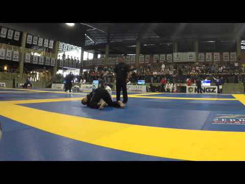 IBJJF LV Open 2015 Geno vs  Sean Ahmed Shakour