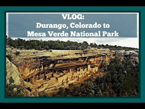 Travel Vlog: Durango to Mesa Verde National Park