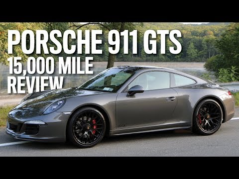 Porsche 911 GTS 15,000 Mile Review: Is This the Perfect Sports Car?