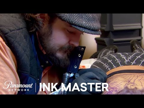 Elimination Tattoo: Fine Art: Part I - Ink Master, Season 6