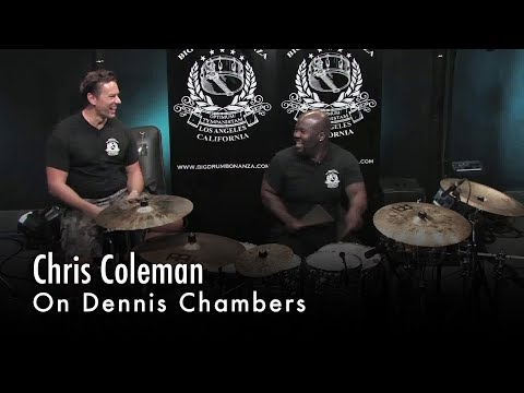 Chris Coleman On Dennis Chambers