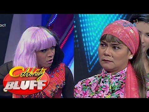 Celebrity Bluff: Boobay, inaway si Teri Onor