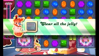 Candy Crush Saga Level 1115 walkthrough (no boosters)