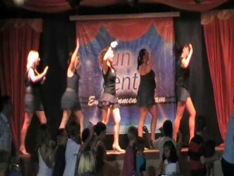 Seaview Reps 2009 Dancing to Cartoon Heroes