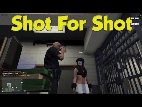 GTA 5 RP - Cop Life: LSPD Episode 14 - Shot For Shot