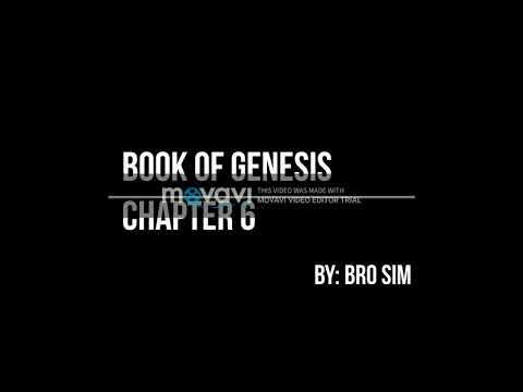 GENESIS 6 AUDIO BIBLE TAGALOG