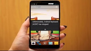 How to Fix Unfortunately Android Keyboard AOSP Has Stopped Error in Android