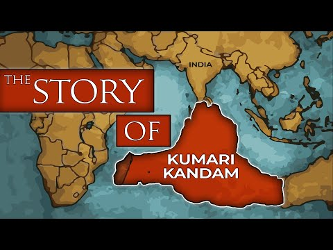 The Lost Continent In The Indian Ocean | Kumari Kandam