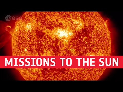 ESAs missions to the Sun