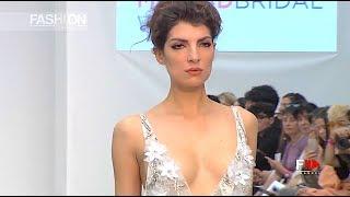 JAVIER SAIACH Highlights Spring Summer 2018 Madrid Bridal Week   Fashion Channel