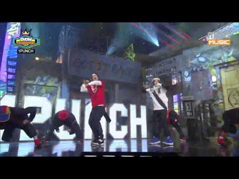 쇼챔피언 - 130회 1PUNCH - NIGHTMARE, 돌려놔 Turn me back ショーチェムピオン ワンパンチ