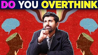 Watch This if You Are Stuck in Overthinking | Mensutra Hindi
