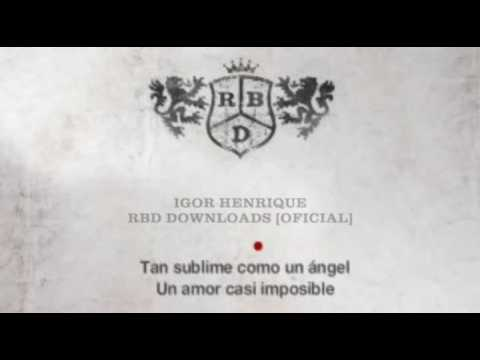 14. Inalcanzable (Karaoke Original) - RBD Travel Video