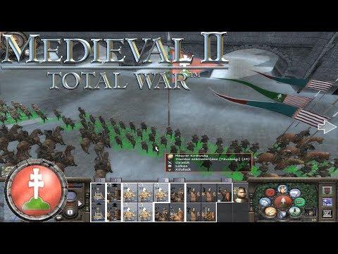 Medieval II: Total War - Magyar Királyság #8 (Nosztalgia sorozat)