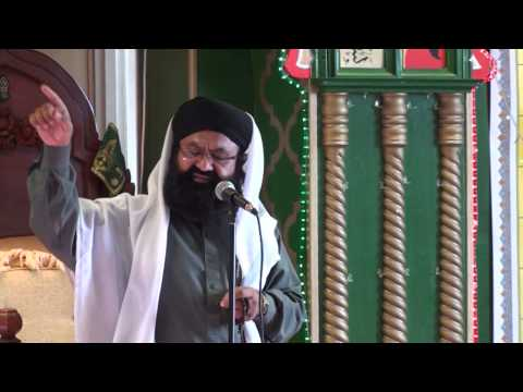 Urs Mubarak of Pir Syed Haidar Shah Sahib Jalalpur Shareef OLDHAM UK - April 2012
