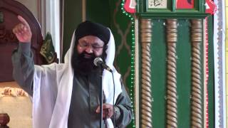 Urs Mubarak of Pir Syed Haidar Shah Sahib Jalalpur Shareef OLDHAM UK - April 2012