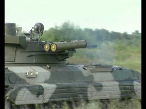 Infantry fighting vehicle BMP 2 M (Боевая машина пехоты БМП 2 М)