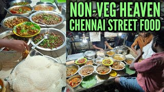 Non- Veg Heaven Extreme Review - Chennai Street food