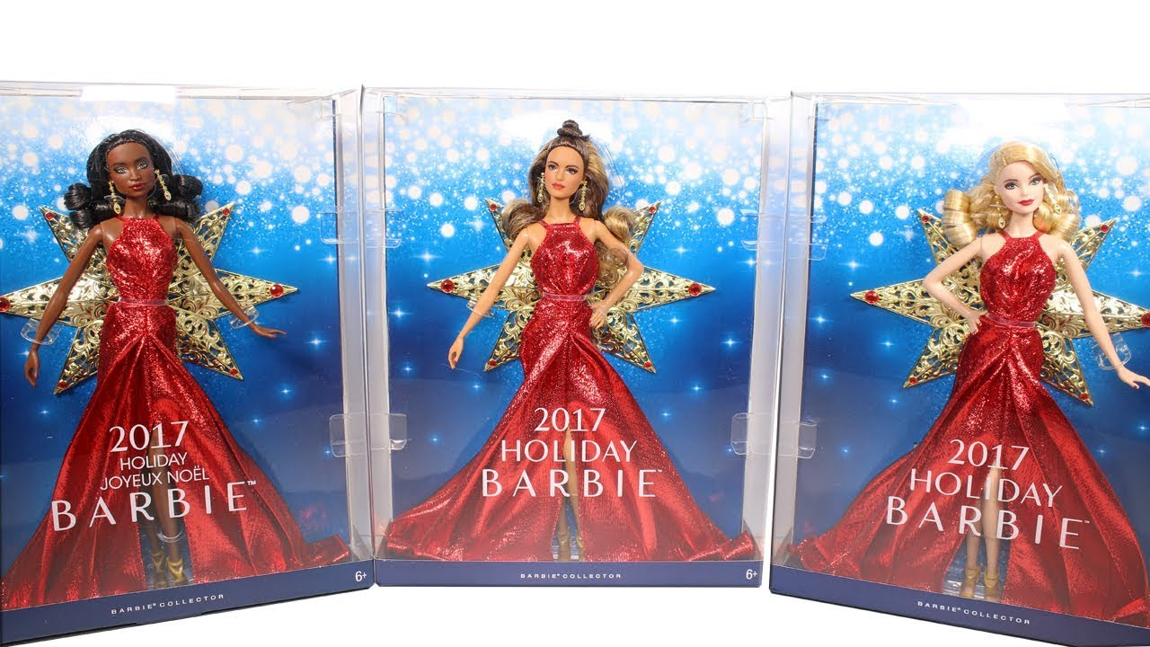 Image result for holiday barbie picture