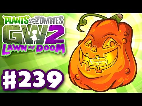 Spooky Squash Boss Hunt! - Plants vs. Zombies: Garden Warfare 2 - Gameplay Part 239 (PC)