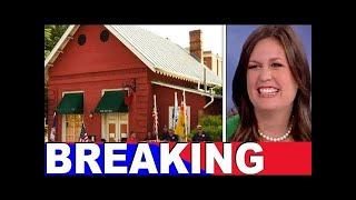 Months After Kicking Out Sarah Sanders, Red Hen Faces Remnants Of Karma.