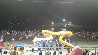 Sun Yat Sen High School Iloilo Dragon And Lion Dance Troupe Iloilo Chinese New Year Celebration 2019