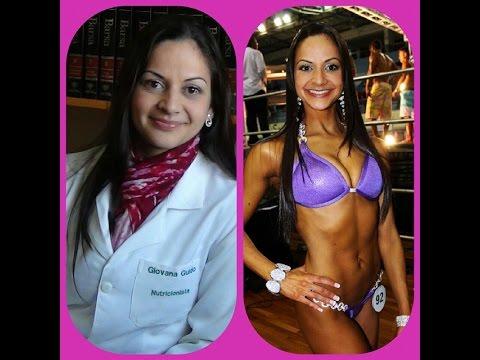 Como perder barriga e afinar a cintura? LIVE no Face da Nutricionista Giovana Guido
