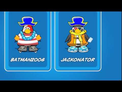 Club penguin 2 free super rare member accounts unlocked items