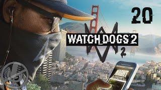 Watch Dogs 2 Прохождение На Русском Без Комментариев Часть 20 — Призрачные сигналы / Всегда в эфире