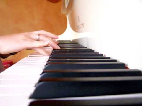 Musique du Titanic au piano (flûte et chant)