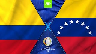 Colômbia 0 x 0 Venezuela - 17/06/2021 - Copa América