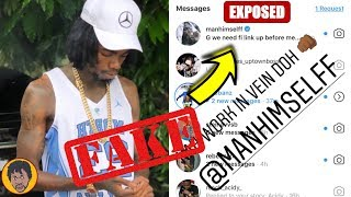 Alkaline DID Not Message Anybody From The 6IXX